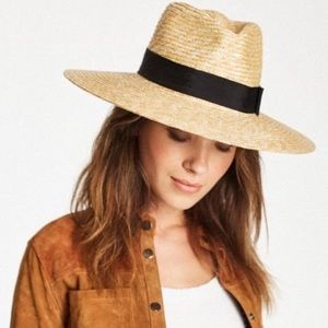 Brixton Johana wide brim hat